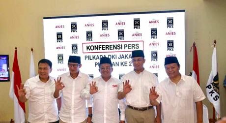 Presiden PKS Sebut Pilkada DKI Menegaskan Kembali Islam dan Politik Satu Kesatuan yang Tak Terpisahkan