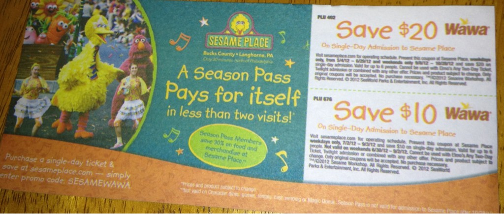 image regarding Sesame Place Printable Coupons referred to as Sesame location period p promo code : Great trip discounts presently