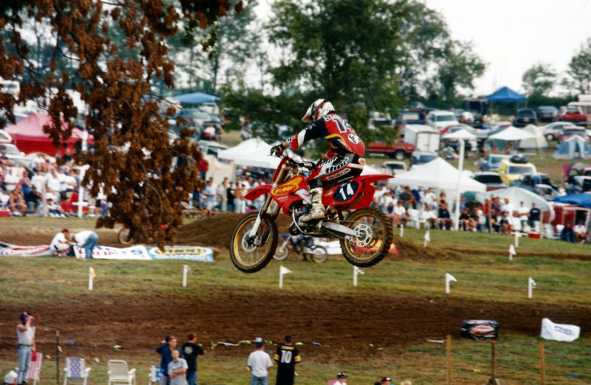 Scott Sheak Steel City 1998