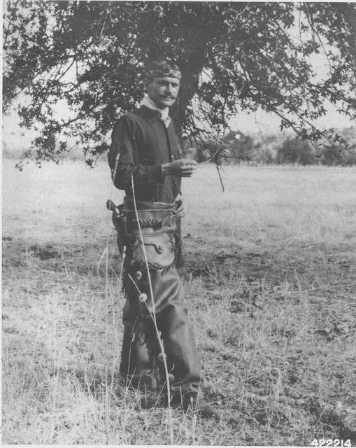 W.H.B. Kent c. 1905, photo courtesy US Forest Service