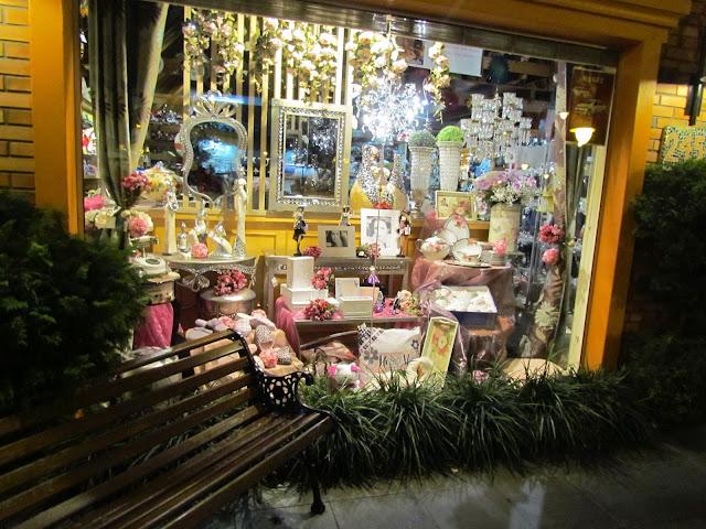 vitrirne de loja em Gramado/RS