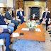Macri recibió al CEO de JP Morgan Chase, Jaime Dimon