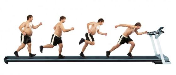 ejercicio anaerobico descender peso