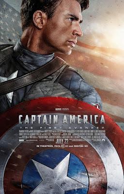 Capitán América El Primer Vengador DVD Full Español Latino