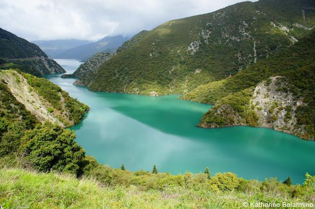 Kremasta Resevoir Evrytania Tripology Adventures Off-Road Trip Central Greece