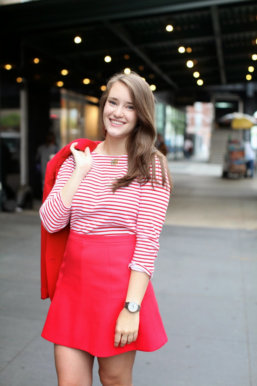 krista robertson, southern blog, new york fashion blog, covering the bases