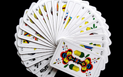 playing cards widescreen resolution hd wallpaper