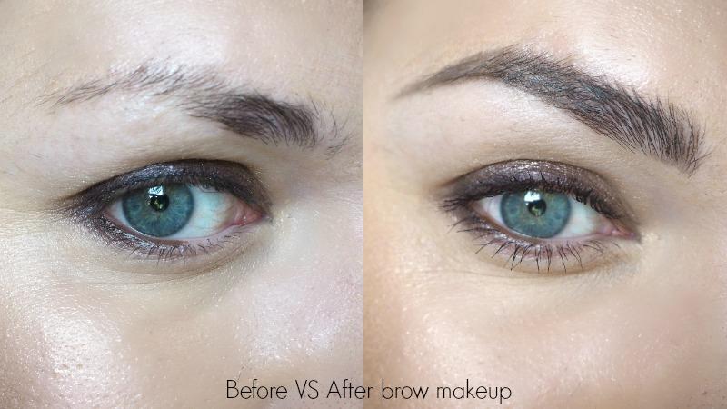 Brow Makeup Comparison Benefit Ka Brow Vs Abh Dipbrow