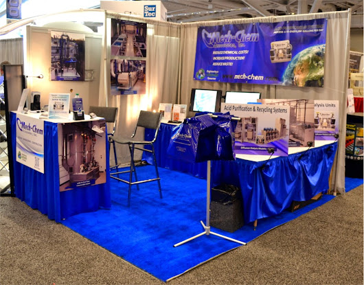 Did you see Mech-Chem Associates at the 2014 NASF Surface Finishing Tradeshow in Cleveland, OH?