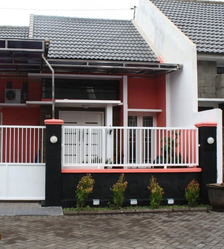 Warna Cat Rumah Dan Pagar Minimalis Rumah Joglo Limasan Work