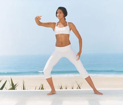 manfaat Taichi untuk menurunkan berat badan