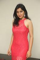 Sakshi Kakkar in Red Legsplit Sleeveless Gown at Dare movie Press meet ~  Exclusive 009.JPG
