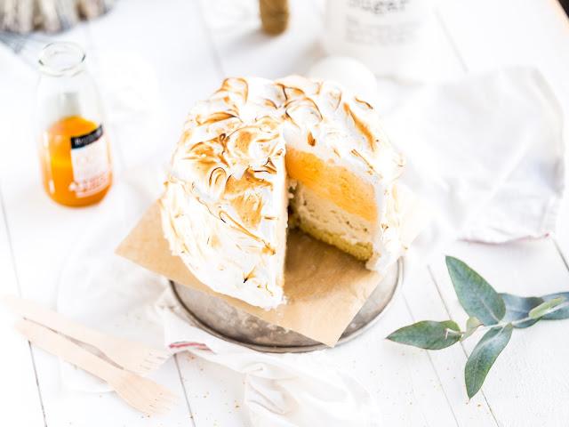 Recette omelette norvégienne vanille abricot Les Raffineurs de Fruits