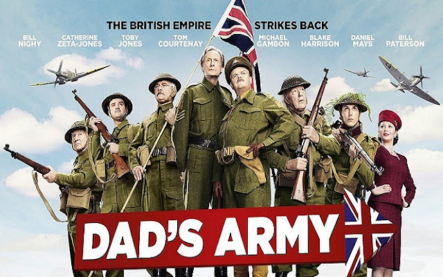 Dads Army 2016 English 1080p BluRay Download.