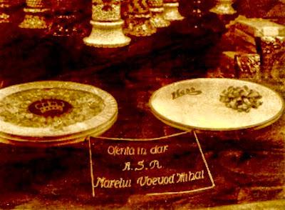 Fabrica de ciocolata Hess, Cibo, Poiana