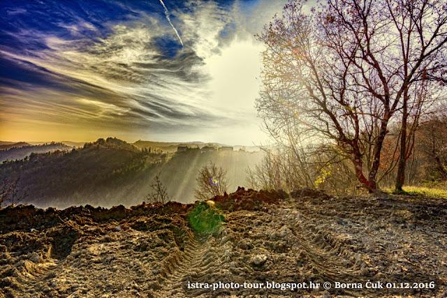 selo Rismanica Istra