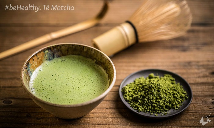 29.06.2017 #BEHEALTHY. Té Matcha
