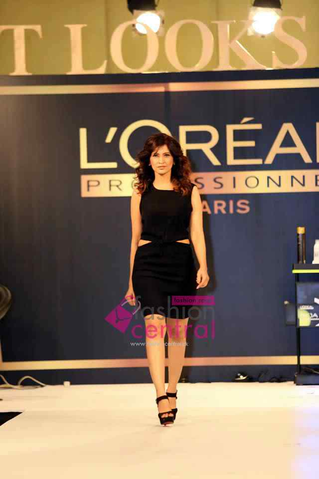 L'Oreal Professional Launching IT Looks 2016