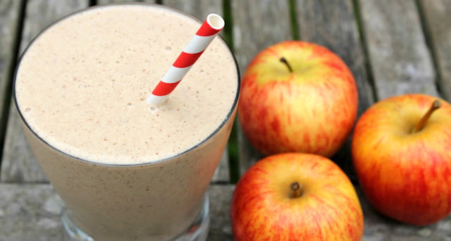 6sp - Cinnamon Apple Smoothie