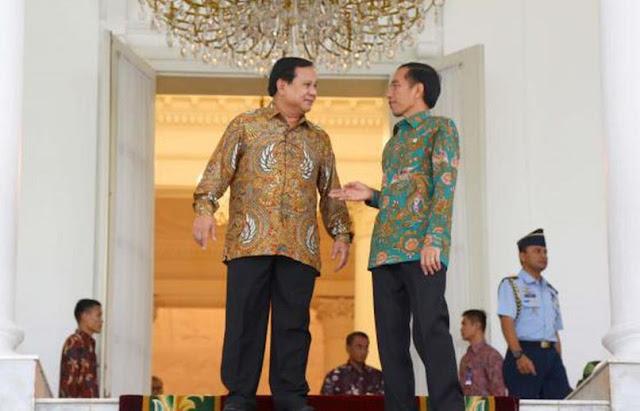Ini Hasil Survei Fadli Zon di Twitter, Jokowi vs Prabowo di Pilpres
