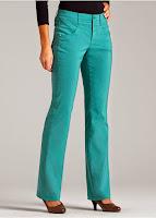 Pantaloni stretch Bootcut bonprix (bonprix)