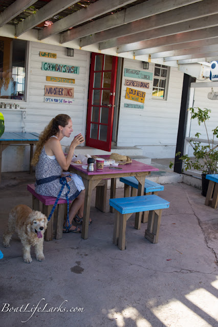Da Perk Coffee, Governor's Harbour, Eleuthera