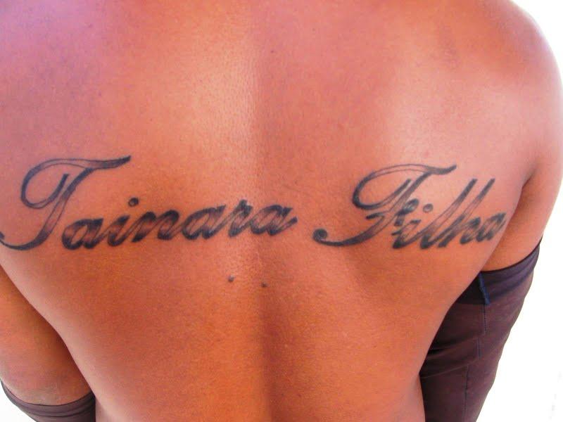 Letras Para Tatuagem Masculina - Letras-para-tatuar