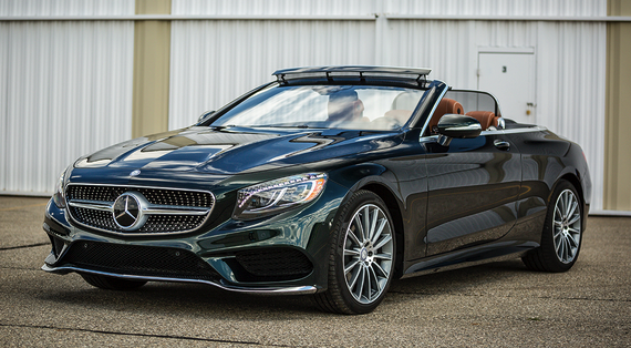 2019 mercedes benz s550 cabriolet review for New mercedes benz convertible