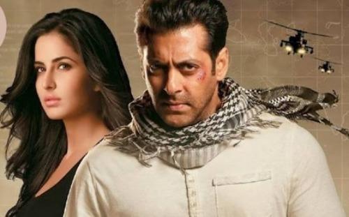 Katrina Kaif's-Opposite Salman Khan