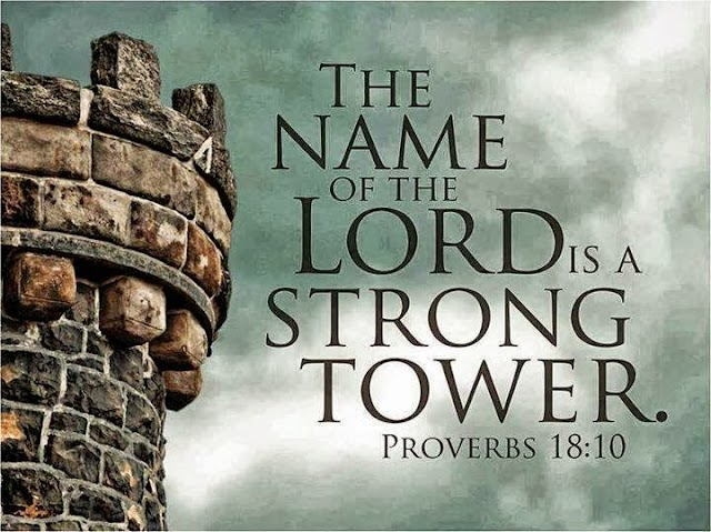 Lord Jesus Christ A Strong Tower