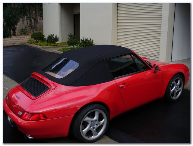 TINTING Convertible Plastic WINDOW