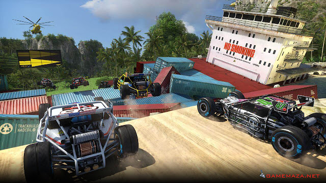 Trackmania Turbo Gameplay Screenshot 5