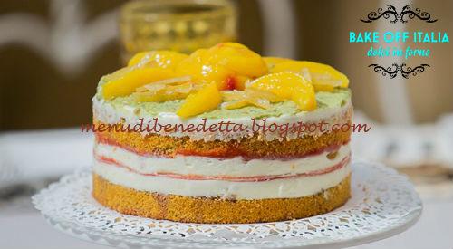 Dolce dell'estate ricetta Assenza da Bake Off Italia 4