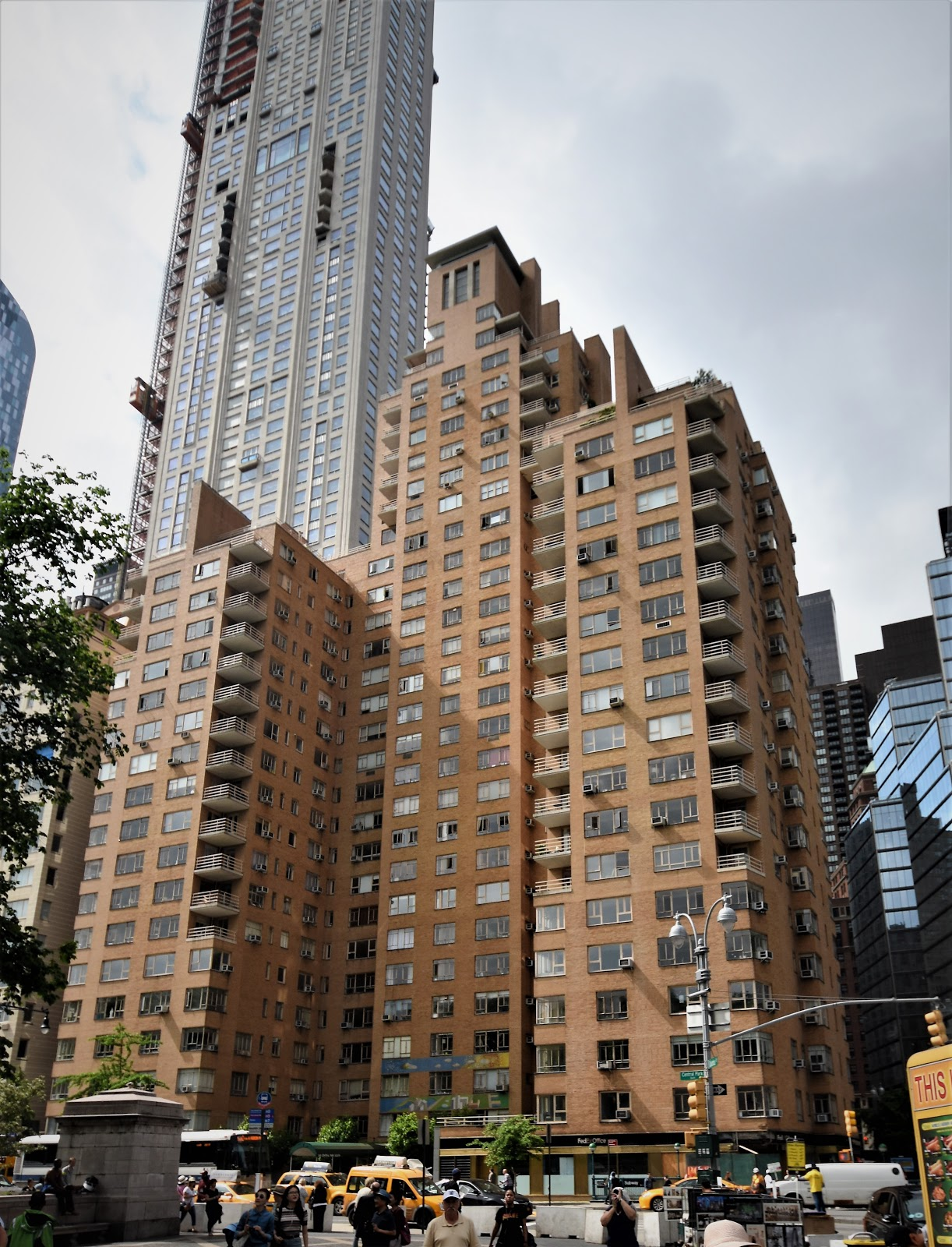 Daytonian In Manhattan Urban Living Enhanced 240 Central Park South