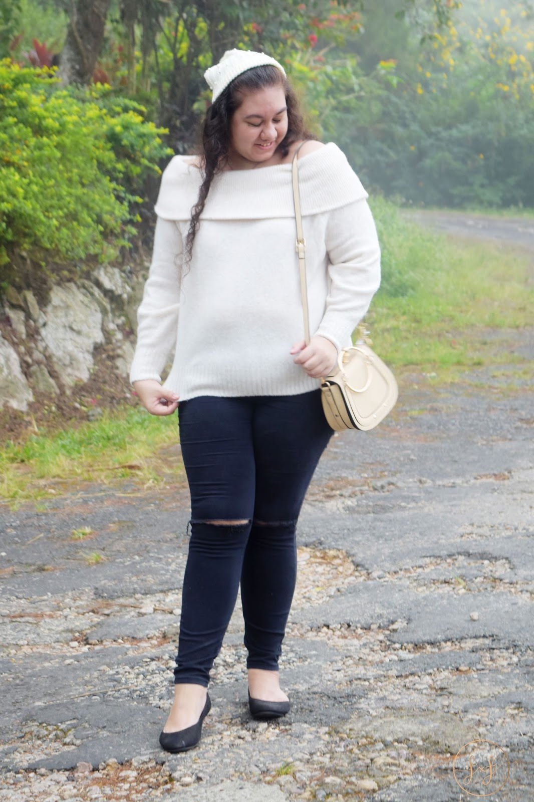 Foggy in the Winter | What I Wore