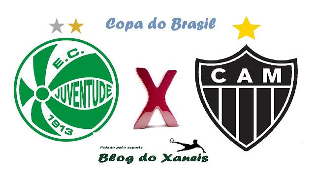 Juventude x Atlético Copa do Brasil Quartas de final, Jogo 2 19/10/2016, 19:30 Alfredo Jaconi