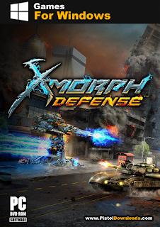 Download X-Morph Defense PC