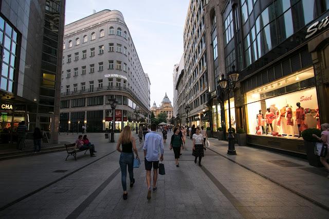 Deák Ferenc utca-Budapest