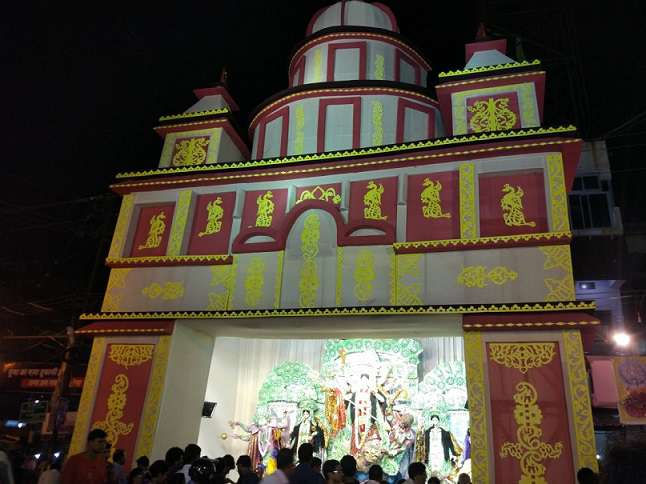 Durga puja 2017 most famous durga puja pandals with images kurji patna thecheapjerseys Images