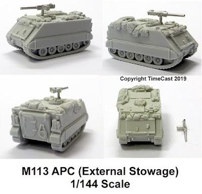 M113 APC (External Stowage)