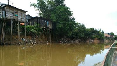 CODECHOCÒ  realiza en Quibdò visitas de evaluación de riesgo ambiental para prevenir emergencias