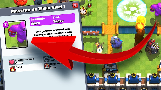 Novas Cartas - Clash Royale