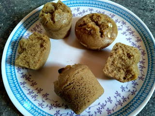 Steamed Wheat Cup-Cakes