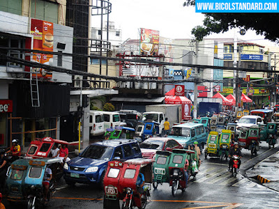 Naga City Photo by BICOLSTANDARD.COM