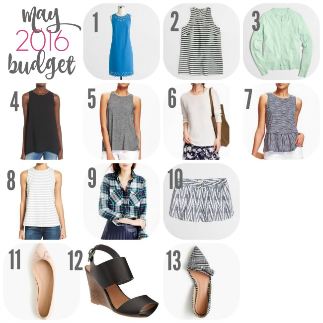 May 2016 Budget | Something Good, old navy, j.crew, j.crew factory, peplum, swing, cardigan, women, fashion, style, clothing, clothes, shoes,