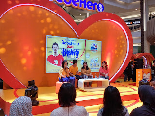 Talkshow BebeHero #GrowThemGreat