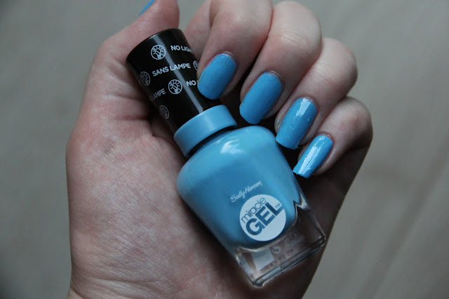∆ SALLY HANSEN RHYTHM & BLUE