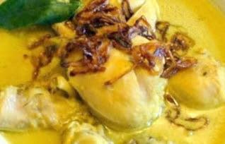 Aneka Masakan Resep Opor Ayam Bumbu Kuning Spesial