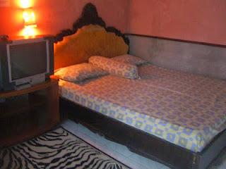 tempat tidur villa ciater sari ater