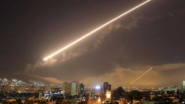 Συρία: Πληροφορίες για αμερικανική επίθεση σε τουλάχιστον 20 στόχους